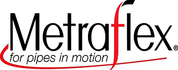 Metraflex Expansion Joints, Strainers, Pump Connectors, Valves and other Commercial Piping